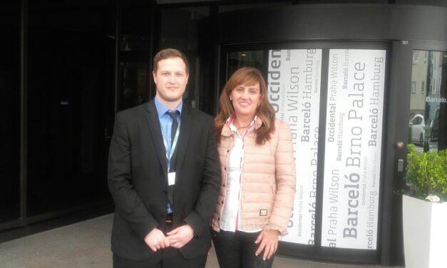 Profesora de FOL realiza estancia Erasmus+ de formación en empresas