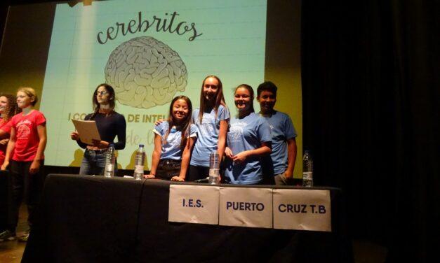 Participación del centro en el I Concurso «Cerebritos»