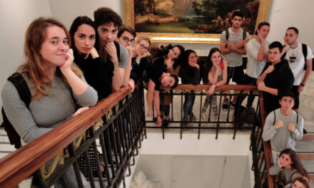 Visita al Museo de Bellas Artes