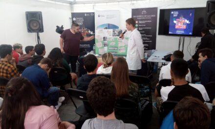Miniferias de la ciencia y la innovación en Canarias