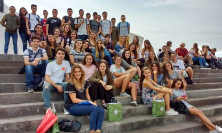 Visita a la feria de universidades UNITOUR