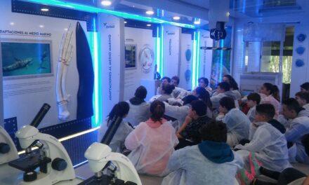 Participación en el proyecto DisaLab «Canarias: Laboratorio marino»