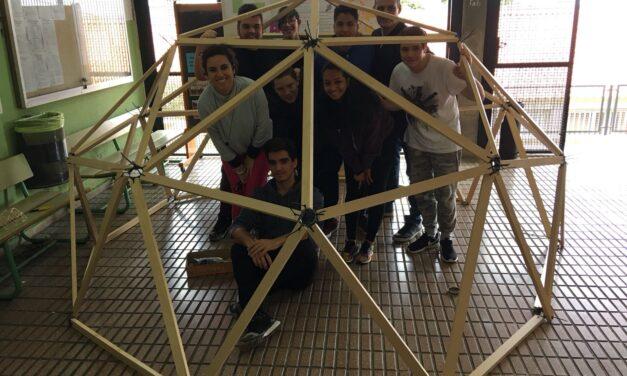 Proyecto Invernadero Geodésico