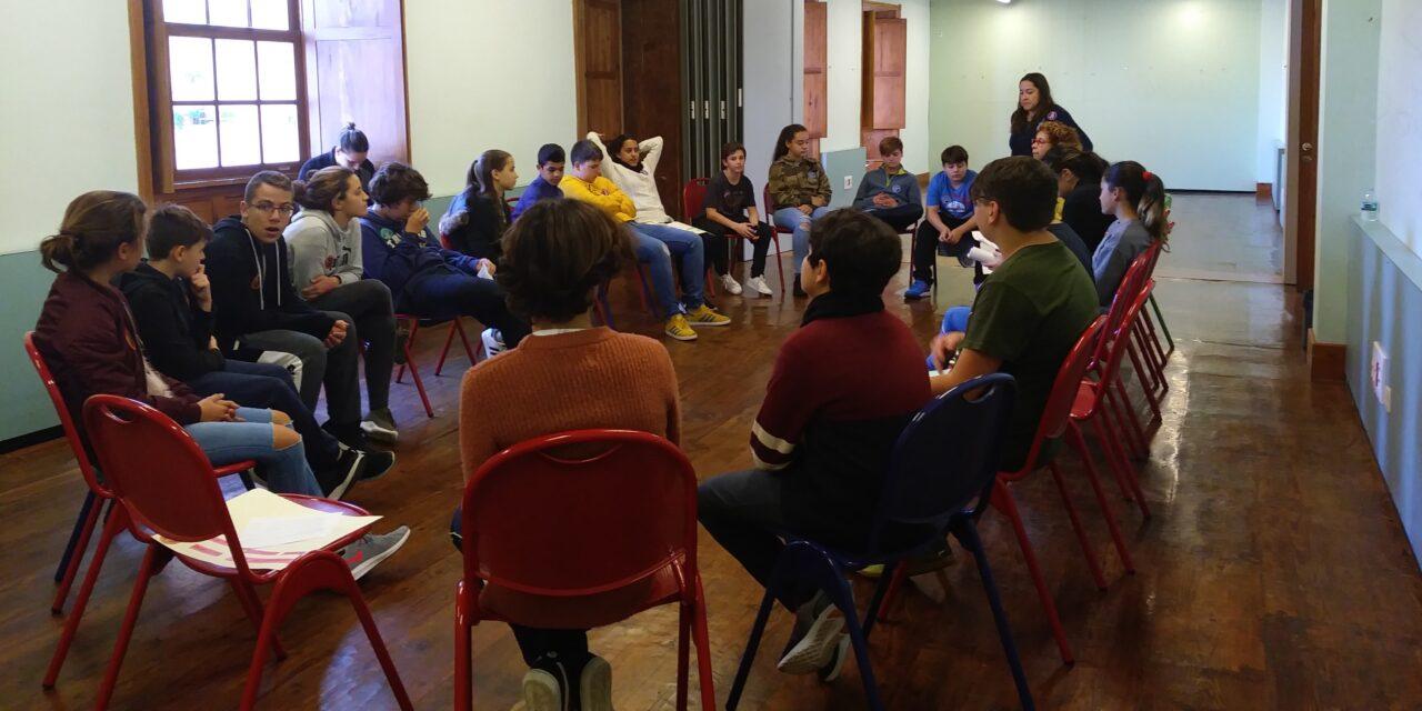 Visita del alumnado de 1ESO a la Casa de la Juventud