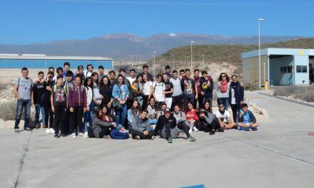 Visita al Complejo Ambiental de Tenerife (CAT)