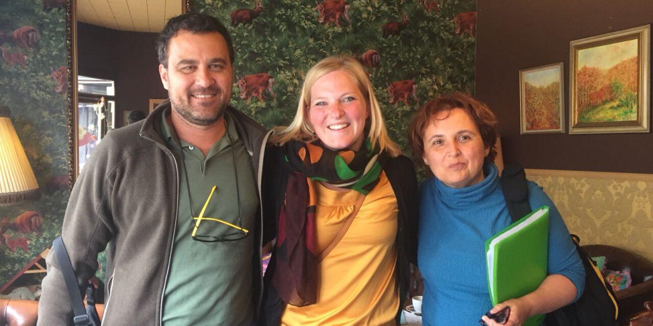 Compartir en Europa; experiencias para avanzar: Erasmus+ Job Shadowing en Alemania