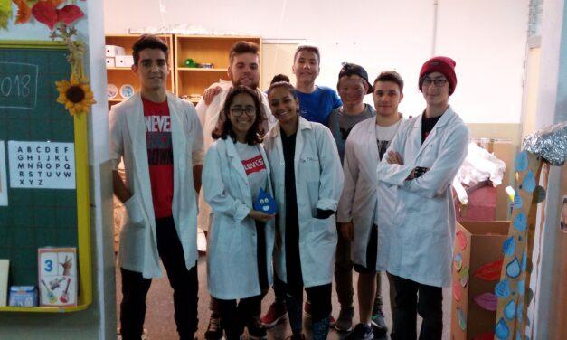 Taller de educación ambiental con alumnado del CEIP Tomás de Iriarte