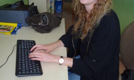 Estancia de Kathrin Hermes como ayudante lingüística Erasmus