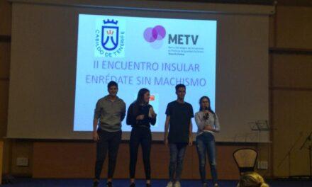 Asistencia al II Encuentro insular «Enrédate sin machismo»
