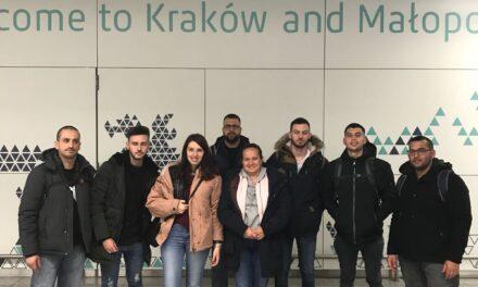 KA103: Movilidades para FCT en formación profesional de grado superior