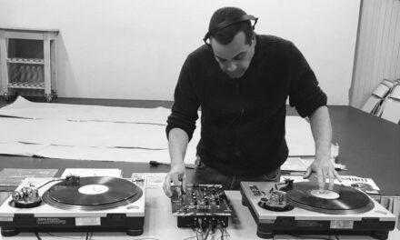 Taller DJ a cargo de Manuel Acosta López