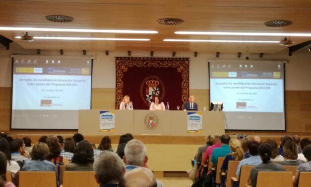 Jornadas Erasmus+ para Educación Superior 2018