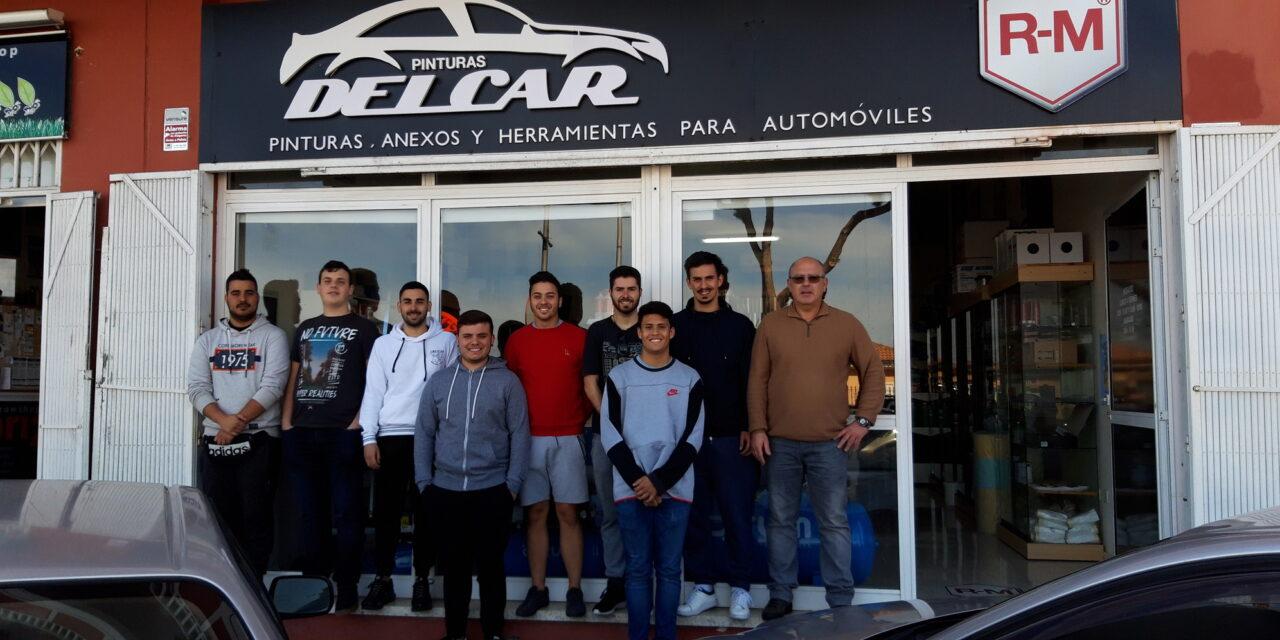 Visita de 2CAR a la empresa «Pinturas DELCAR»