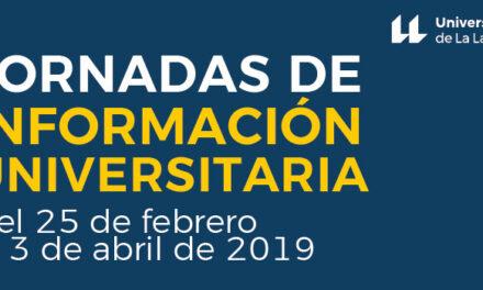 Charla a familias organizada por la Universidad de La Laguna