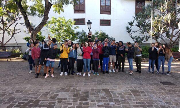Visita al casco histórico de Icod y Garachico