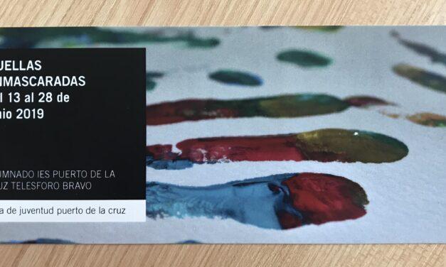 Huellas enmascaradas: exposición fotográfica del alumnado de bachillerato