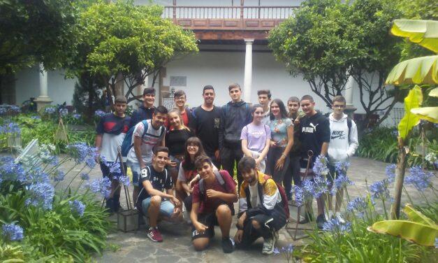 Visita de 3ESO al centro histórico de La Orotava