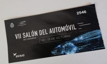 Visita al VII Salón del Automóvil
