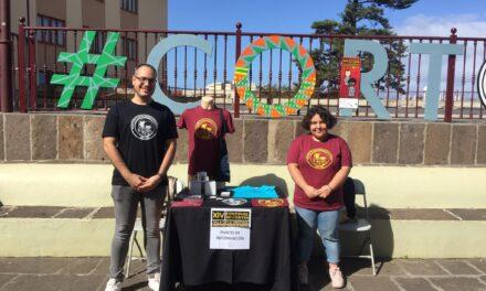 Participación en el Festival de Cortos de La Orotava