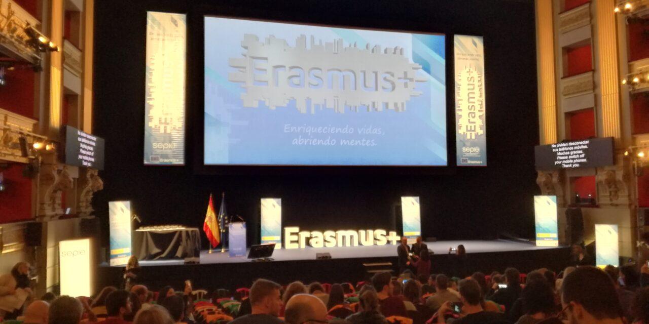 Jornadas Anuales de Difusión Erasmus+