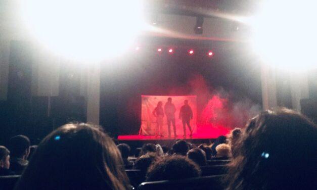 Obra de teatro en inglés «Revenge in Goldtown»