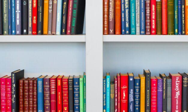 Listado de libros para el curso 2021/22