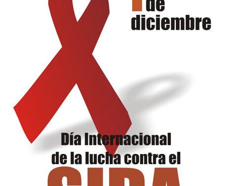 1diciembre: Día Mundial de la Lucha contra el SIDA