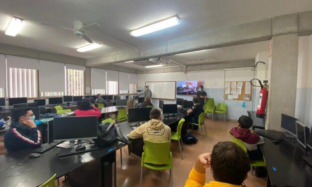 Actividad Enlaza: Visita de la empresa Desarrollo Cometa