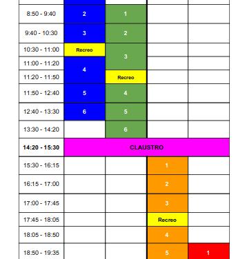 Horario reducido durante el miércoles 27 de enero