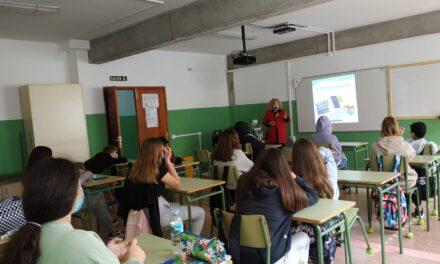 Charla de la Asociación de Enfermos Renales de Tenerife (ERTE)