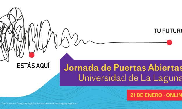 Jueves 21 de enero: Jornada de Puertas Abiertas de la Universidad de La Laguna