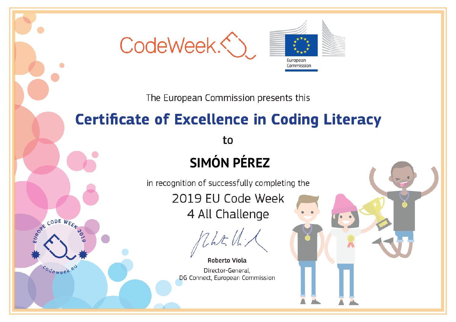 Codeweek Europeo