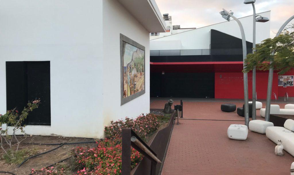 Casa de la cultura El Tablero - IES Tablero I - Gran Canaria