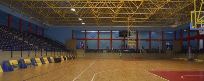 Polideportivo - El Tablero I - Gran Canaria