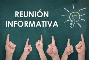 Reunión de padres colectiva IES Tablero I - Gran Canaria