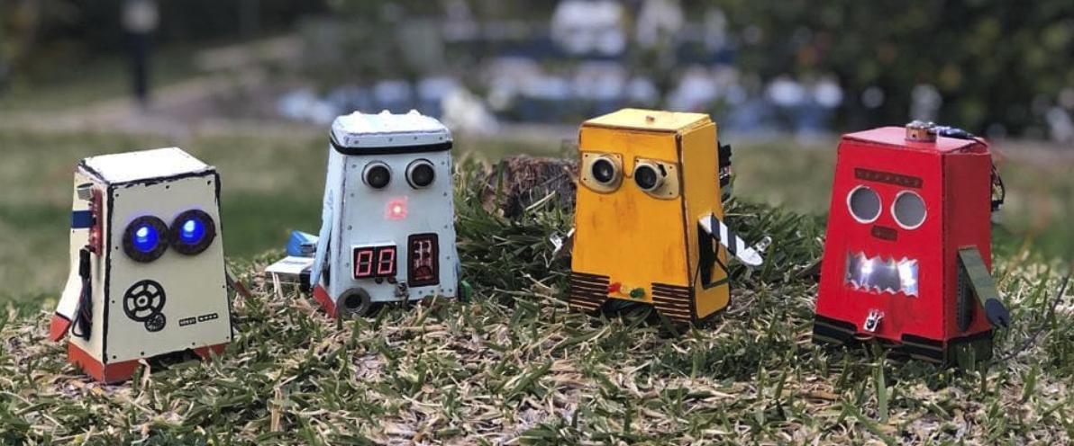 Iniciación a la robótica con Arduino en el IES Tablero I Gran Canaria