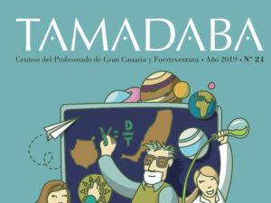 Revista Tamadaba IES Tablero I - La Ciencia en Zapatillas - Gran Canaria