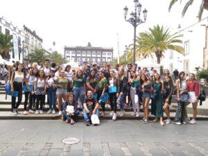 IES Tablero I - Aguañac en el macaronight 2019 - Gran Canaria