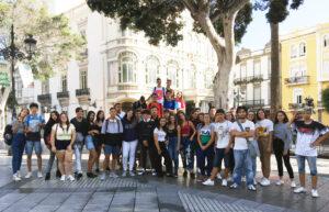 IES Tablero I - Aguañac en el Universo Manrique - Gran Canaria