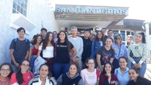 IES Tablero I - Gran Canaria - San Juan de Dios