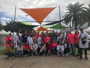 Ciencia y Zapatillas, IES Tablero I - Gran Canaria