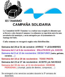 campaña alimentos 2015