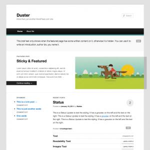 Duster Showcase