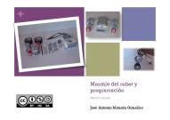 Guía express: montaje y programación de ev3, sa iRobot