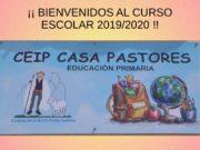 Presentación comienzo de curso 2019-2020