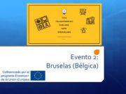 Presentación de la movilidad a Bélgica del proyecto Erasmus + TFIS