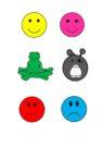 La Guagua de las Emociones. Emoticonos.
