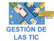 Gestión de las TIC. Seminario EDySAE 2016-17