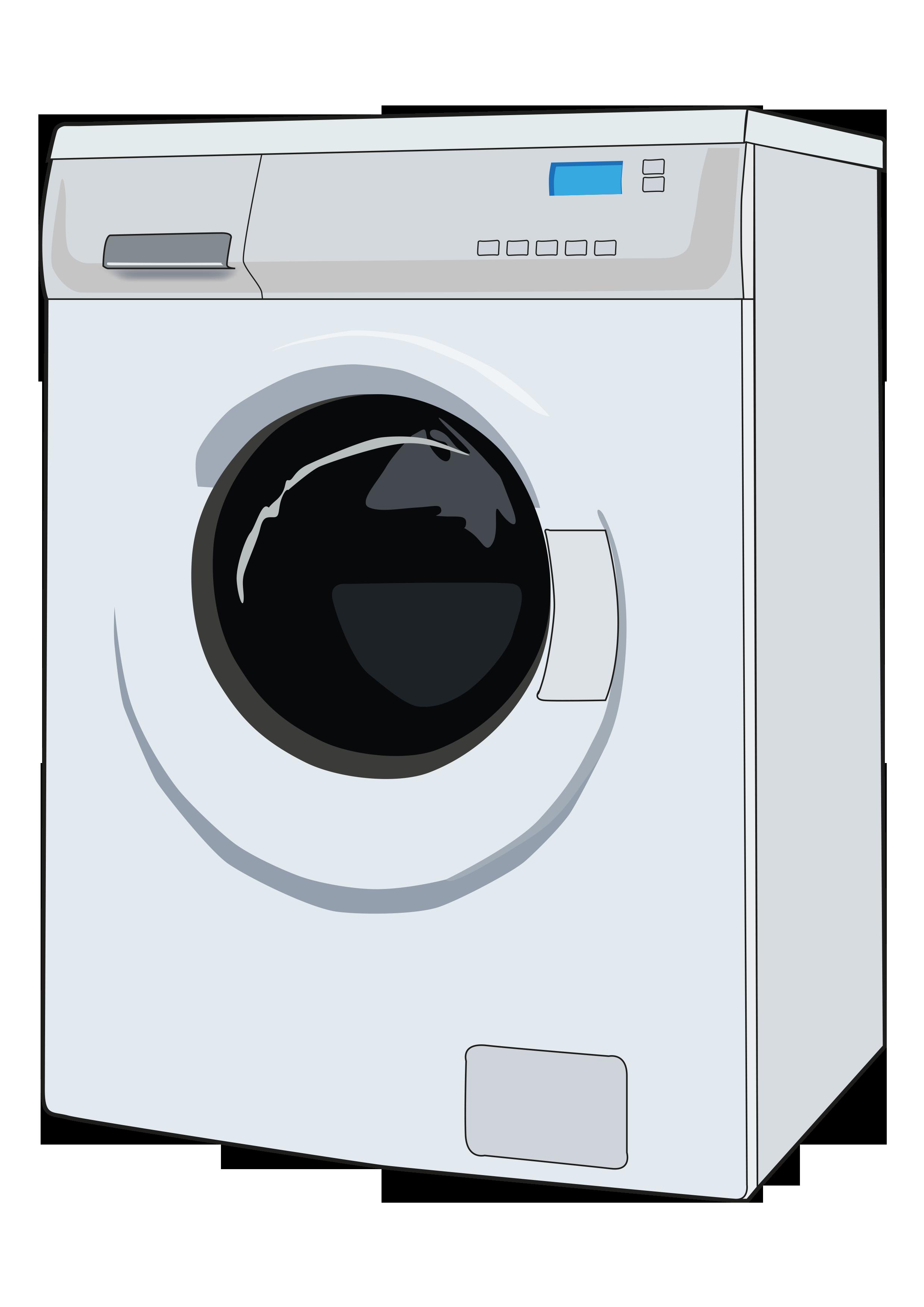 Lavadora canal del rea de tecnolog a educativa - Lavar almohadas en lavadora ...