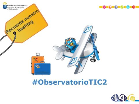 Presentación 2ª sesión observatorio TIC2